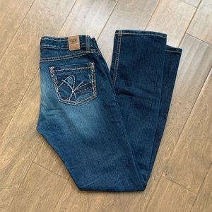 BKE Madison skinny denim jeans